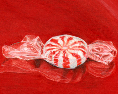 red candy