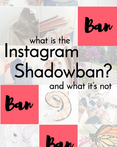 why you shouldn't panic when some websites tell you you have an Instagram shadow ban