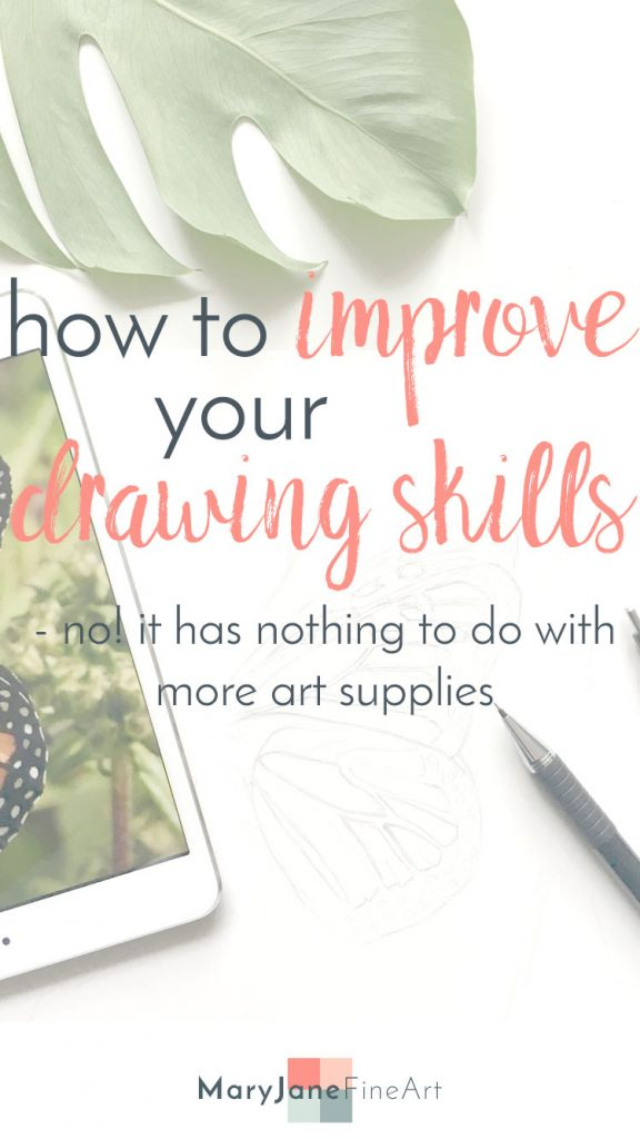 How to improve your drawing skills