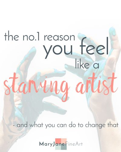 Feeling like a starving artist? Here how to change that